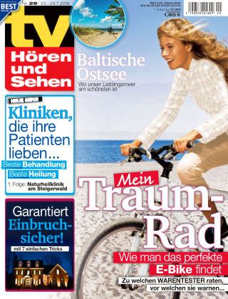 TV Hören und Sehen NR.29 2016