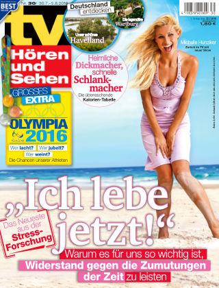 TV Hören und Sehen NR.30 2016
