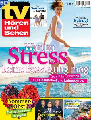TV Hören und Sehen NR.32 2016