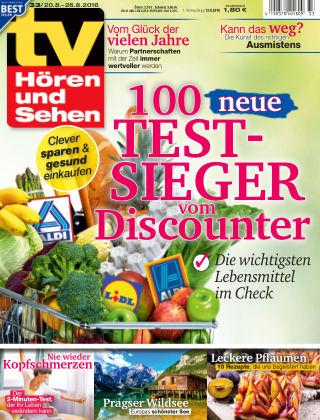 TV Hören und Sehen NR.33 2016