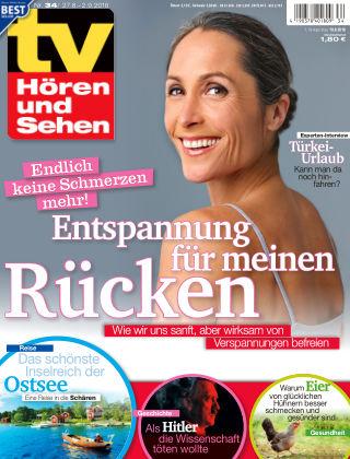 TV Hören und Sehen NR.34 2016