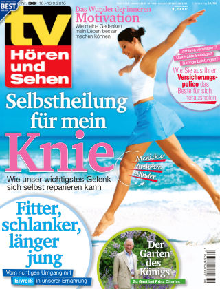 TV Hören und Sehen NR.36 2016