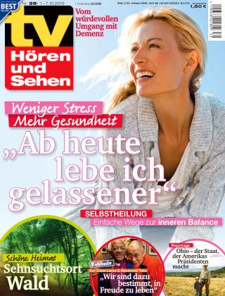 TV Hören und Sehen NR.39 2016