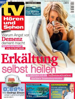 TV Hören und Sehen NR.42 2016