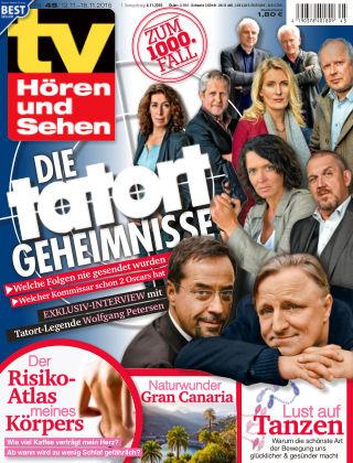 TV Hören und Sehen NR.45 2016