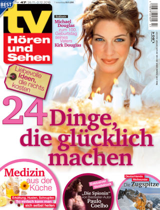 TV Hören und Sehen NR.47 2016