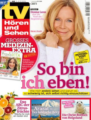 TV Hören und Sehen NR.48 2016