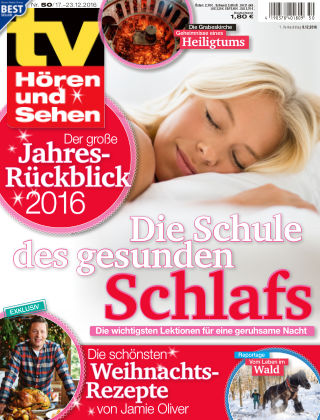 TV Hören und Sehen NR.50 2016
