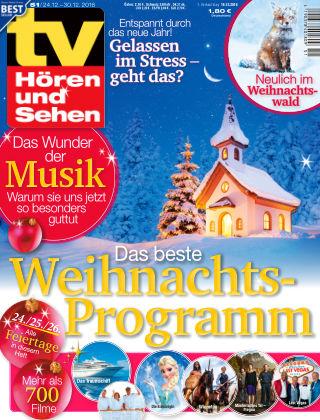 TV Hören und Sehen NR.51 2016