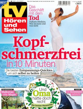TV Hören und Sehen NR.04 2017