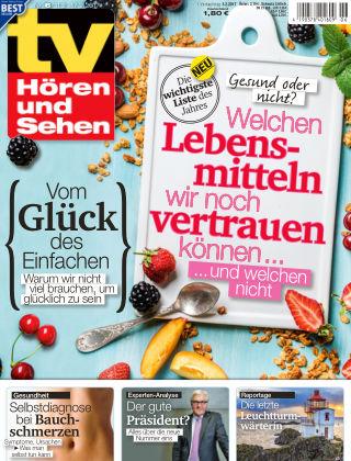 TV Hören und Sehen NR.06 2017