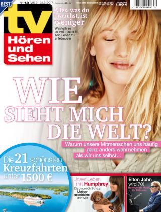 TV Hören und Sehen NR.12 2017