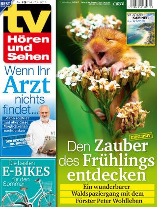 TV Hören und Sehen NR.13 2017