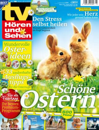 TV Hören und Sehen NR.15 2017
