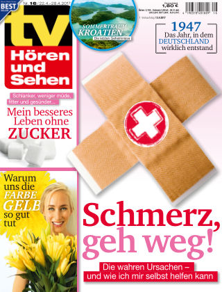 TV Hören und Sehen NR.16 2017