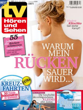 TV Hören und Sehen NR.17 2017