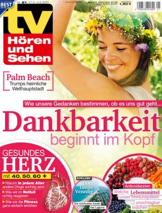 TV Hören und Sehen NR.21 2017
