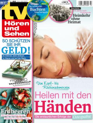TV Hören und Sehen NR.22 2017