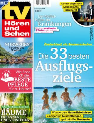 TV Hören und Sehen NR.25 2017