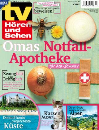 TV Hören und Sehen NR.27 2017