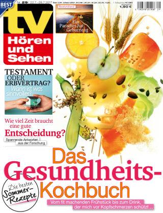 TV Hören und Sehen NR.29 2017
