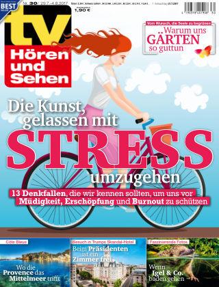 TV Hören und Sehen NR.30 2017