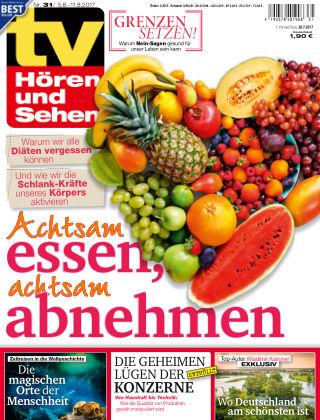 TV Hören und Sehen NR.31 2017