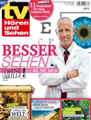TV Hören und Sehen NR.34 2017