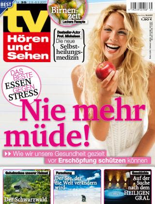 TV Hören und Sehen NR.35 2017