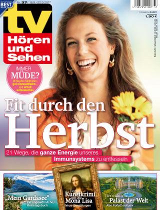 TV Hören und Sehen NR.37 2017