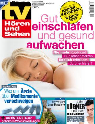 TV Hören und Sehen NR.41 2017