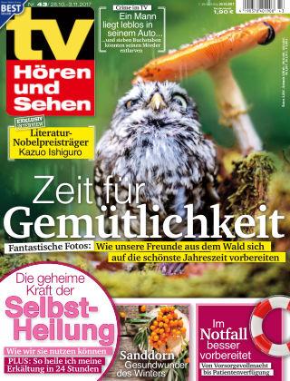 TV Hören und Sehen NR.43 2017