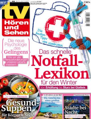 TV Hören und Sehen NR.46 2017