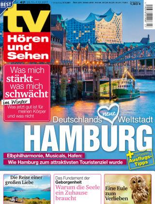 TV Hören und Sehen NR.47 2017