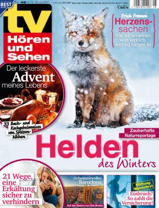 TV Hören und Sehen NR.48 2017