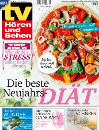 TV Hören und Sehen NR.01 2018