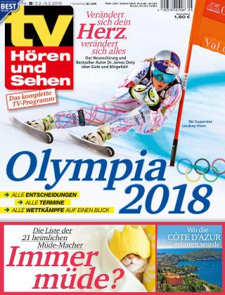 TV Hören und Sehen NR.05 2018