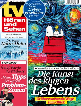 TV Hören und Sehen NR.06 2018