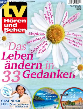 TV Hören und Sehen NR.08 2018