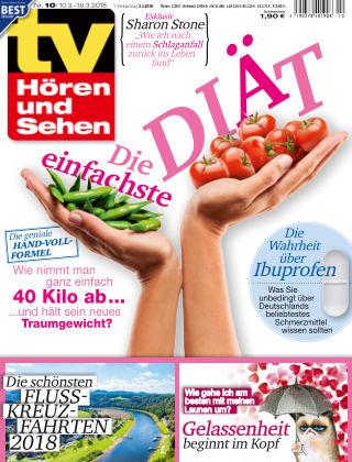 TV Hören und Sehen NR.10 2018