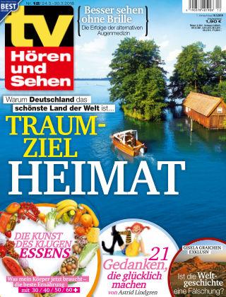TV Hören und Sehen NR.12 2018