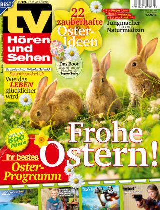 TV Hören und Sehen NR.13 2018