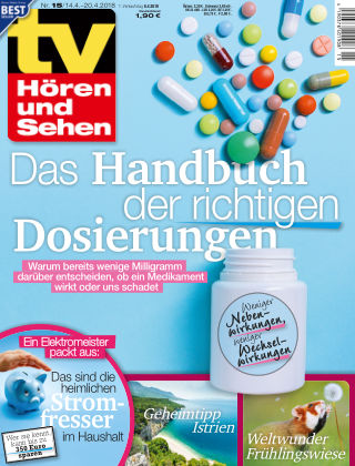 TV Hören und Sehen NR.15 2018
