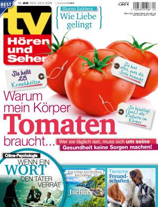 TV Hören und Sehen NR.20 2018
