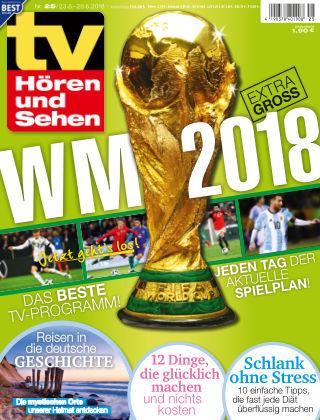 TV Hören und Sehen NR.25 2018