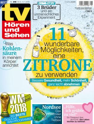 TV Hören und Sehen NR.26 2018
