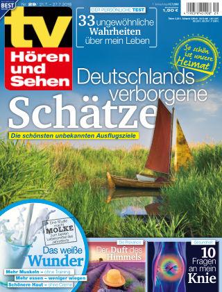 TV Hören und Sehen NR.29 2018