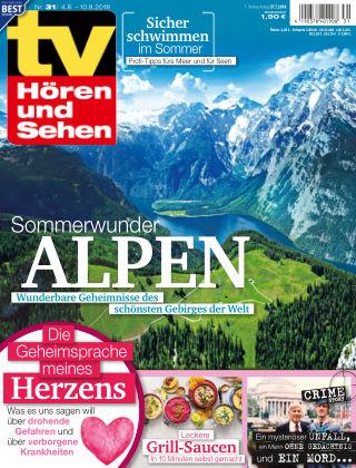 TV Hören und Sehen NR.31 2018