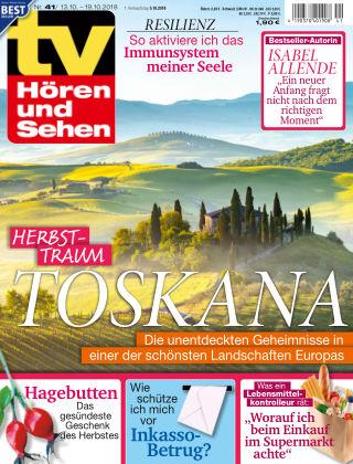 TV Hören und Sehen NR.41 2018