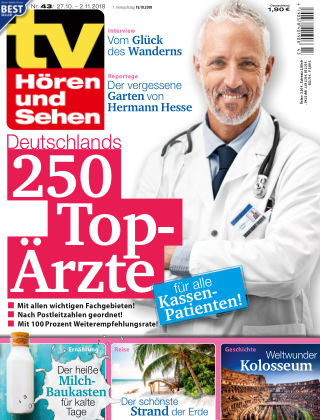 TV Hören und Sehen NR.43 2018